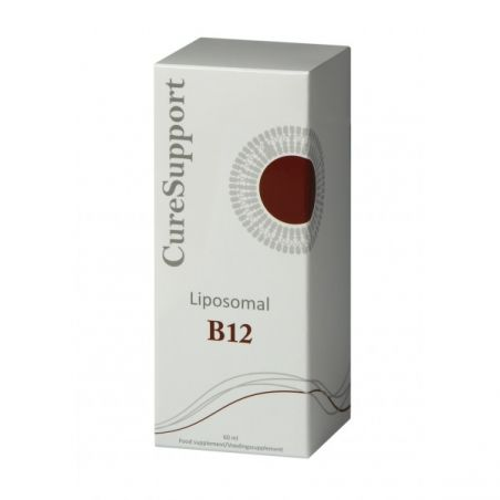 Witamina B12 Liposomalna (60 ml) CureSupport