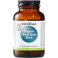 BIO Dzięgiel Chiński - korzeń Dong Quai Root 400 mg (60 kaps.) Viridian