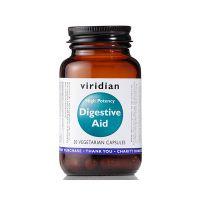 Digestive Aid - Enzymy trawienne (30 kaps.) Viridian