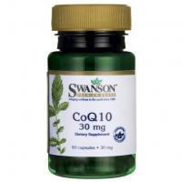 Koenzym Q10 30 mg (60 kaps.) Swanson