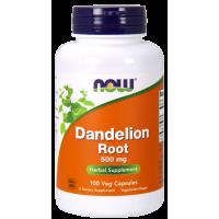 Dandelion Root - mniszek lekarski (100 kaps.) Now Foods