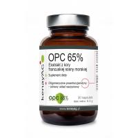 OPC 65 % - Ekstrakt z kory francuskiej sosny morskiej (30 kaps.) KenayAG