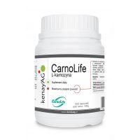CarnoLife® L-karnozyna (300 kaps.) Hamari Chemicals Ltd.