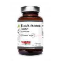 Testofen - Ekstrakt z Kozieradki 440 mg (30 kaps.) Gencor Pacific