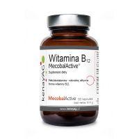 Witamina B12 - Metylokobalamina (60 kaps.) MecobalActive®