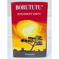 Zioła z korzenia drzewa Borututu (20 szt.) Cha de Saude LDA