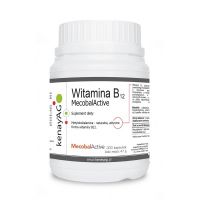 Witamina B12 - Metylokobalamina (300 kaps.) Interquim
