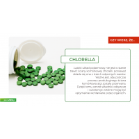 Chlorella 245 mg (400 tabl.) Aura Herbals