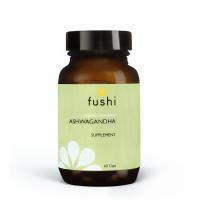 BIO Ashwagandha - Witania Ospała 340 mg (60 kaps.) Fushi