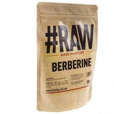 Berberyna HCL (100 g) RAW series