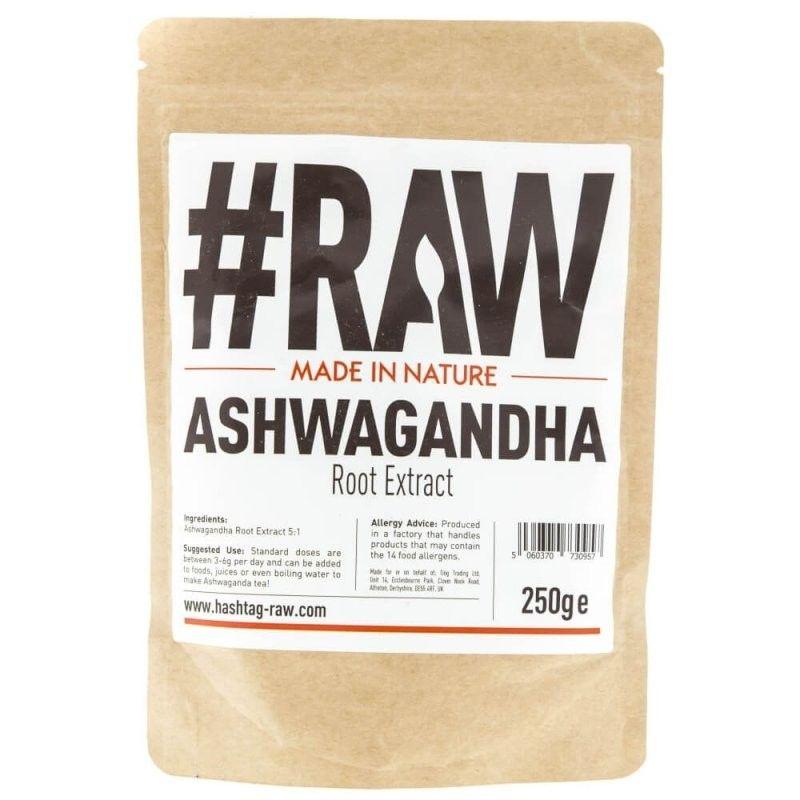 Ashwagandha - ekstrakt z Korzenia Ashwagandhy 5:1 (250 g) RAW series