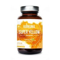 BCM-95 Kurkuma (ekstrakt z kłącza) Super Yellow (40 g) Arjuna Natural Extracts