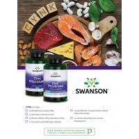 Zinc Picolinate - Pikolinian Cynku 22 mg (60 kaps.) Swanson