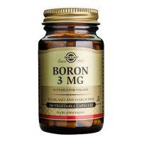 Boron - Bor 3 mg (100 kaps.) Solgar