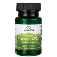 Immuno-LP20 - Lactobacillus plantarum 50 mg (30 kaps.) Swanson