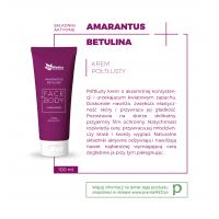 Amarantus + Betulina - Krem Półtłusty Face+Body (100 ml) EkaMedica