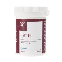 F-Vit Witamina B3 - Niacyna + Inulina (48 g) ForMeds