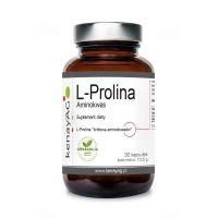 L-Prolina Aminokwas (60 kaps.) Kenay AG