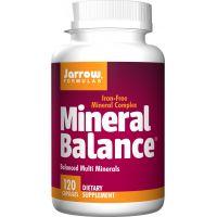 Mineral Balance - Witaminy i minerały bez żelaza (120 kaps.) Jarrow Formulas