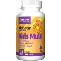 Kids Multi - Witaminy i Minerały dla dzieci (120 tabl.) Jarrow Formulas