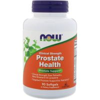 Prostate Health Clinical Strength - Kompleks na Prostatę (90 kaps.) NOW Foods