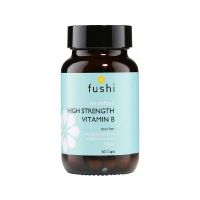 Whole Food High Strength - Witamina B Complex (60kaps.) Fushi