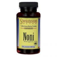 Noni - Morwa indyjska 500 mg (60 kaps.) Swanson