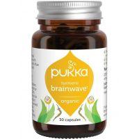 BIO Kompleks ziół Turmeric Brainwave (30 kaps.) Pukka