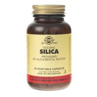 Krzem Oceaniczny 25 mg - Oceanic Silica (50 kaps.) Solgar