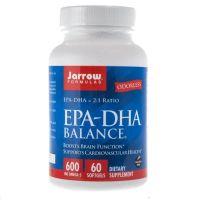 Omega 3 EPA - DHA 2:1 Balance (60 kaps.) Jarrow Formulas