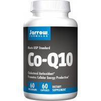 Koenzym Q10 - Ubichinon Kaneka 60 mg (60 kaps.) Jarrow Formulas