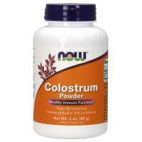 Colostrum - Siara Bydlęca (85 g) NOW Foods