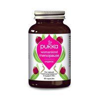 BIO Womankind Menopause - Menopauza (60 kaps.) Pukka