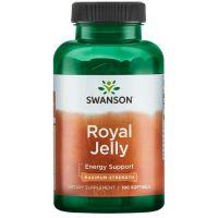 Royal Jelly - Mleczko pszczele (100 kaps.) Swanson