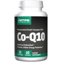 Ubichinon Kaneka Q10 - Koenzym Q10 30 mg (60 kaps.) Jarrow Formulas
