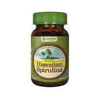 Hawaiian Spirulina - Spirulina hawajska Pacifica 500 mg (100 tabl.) Cyanotech / Nutrex Hawaii