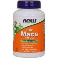 Korzeń Maca 750 mg ekstrakt 6:1 (90 kaps.) NOW Foods