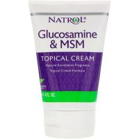 Krem na stawy Glukozamina i MSM (118 ml) Natrol