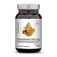 Boswellia Serrata (Kadzidłowiec) 600 mg ekstrakt 65% (60 tabl.) Aura Herbals