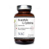 NAC - N-acetylo-L-cysteina 300 mg (60 kaps.) Kenay AG