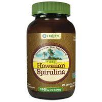 Hawaiian Spirulina - Spirulina hawajska Pacifica 1000 mg (180 tabl.) Cyanotech