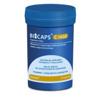 Bicaps C 1000 - Kwas L-Askorbinowy 1 g - Witamina C 1000 (60 kaps.) ForMeds