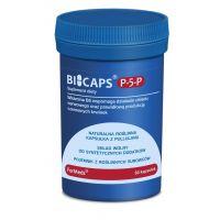 Bicaps P-5-P - Witamina B6 25 mg (60 kaps.) ForMeds