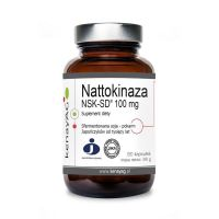 Nattokinaza NSK-SD 100 mg (60 kaps.) Kenay