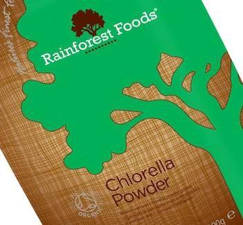 Organiczne produkty Rainforest Foods